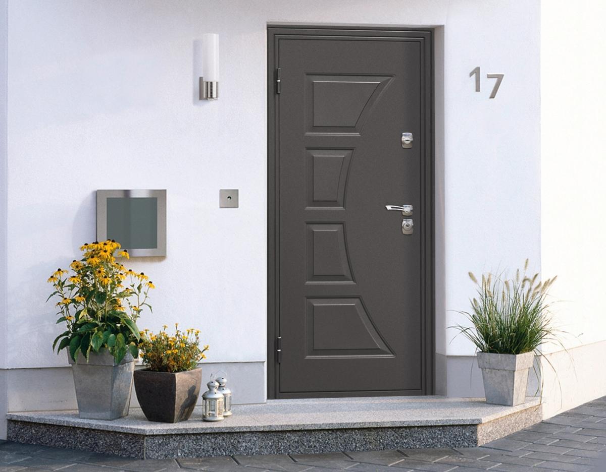 как выбрать железную входную дверь в квартиру